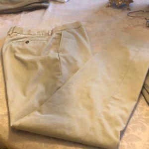 J Crew khaki pants. Men's